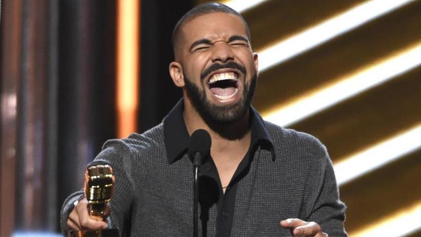 """Zwölf Top-Ten-Hits: Drake ist der """"König der Pop-Welt"""""""