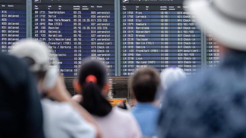 Verbraucherzentralen fordern: Einfachere Entschädigung für Passagiere gefordert