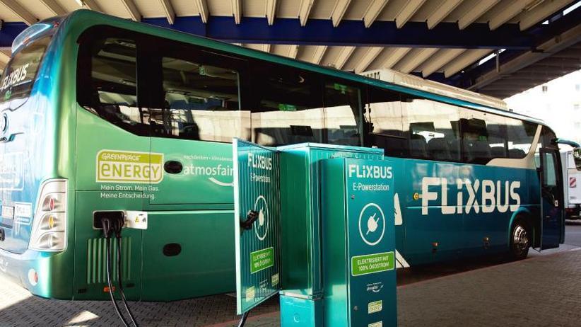 Aus chinesischer Produktion: Flixbus schickt ersten Elektro-Fernbus auf deutsche Straßen