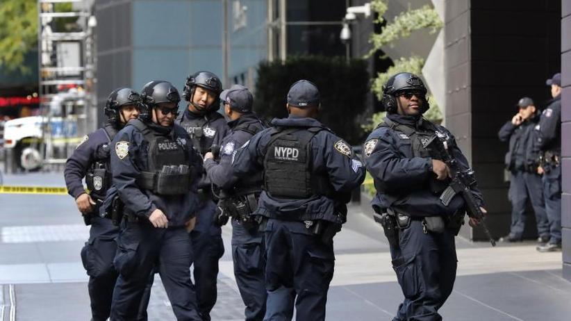 Terrorfurcht in den USA: Hillary Clinton und Obama erhalten potenzielle Paketbomben