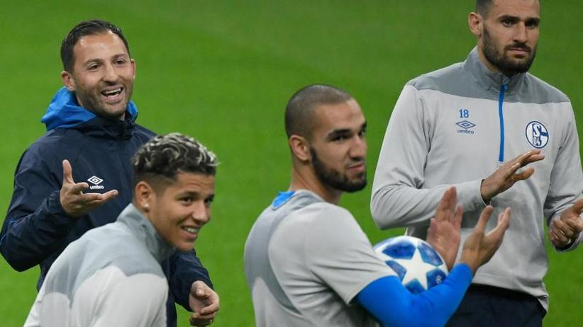 Champions League: Schalke vor Duell in Istanbul mit zahlreichen Problemen