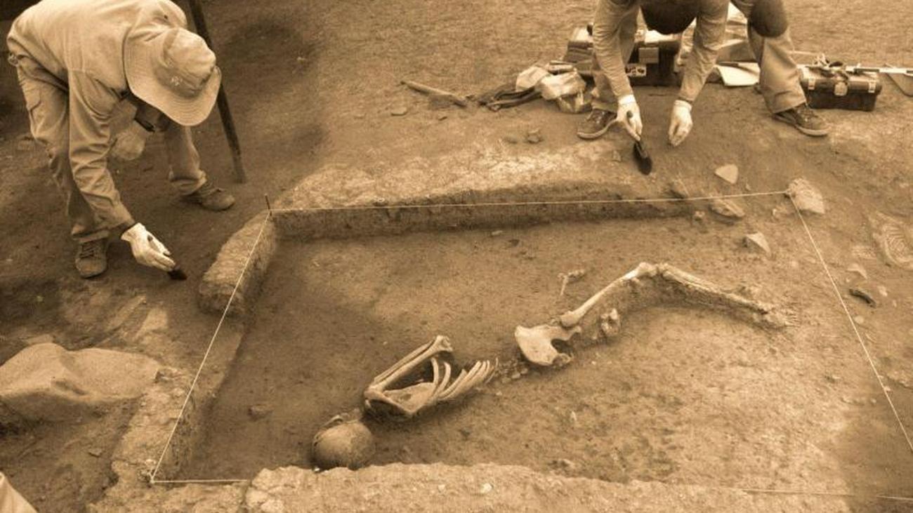 Marcavalle-Kultur: 3000 Jahre alte Grabstätte in Peru entdeckt