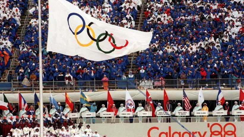 Winterspiele: Kompromissvorschlag für Calgarys Olympia-Bewerbung 2026