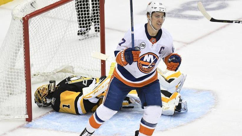 NHL: Kühnhackls erstes Tor für New York - Draisaitl-Pleite