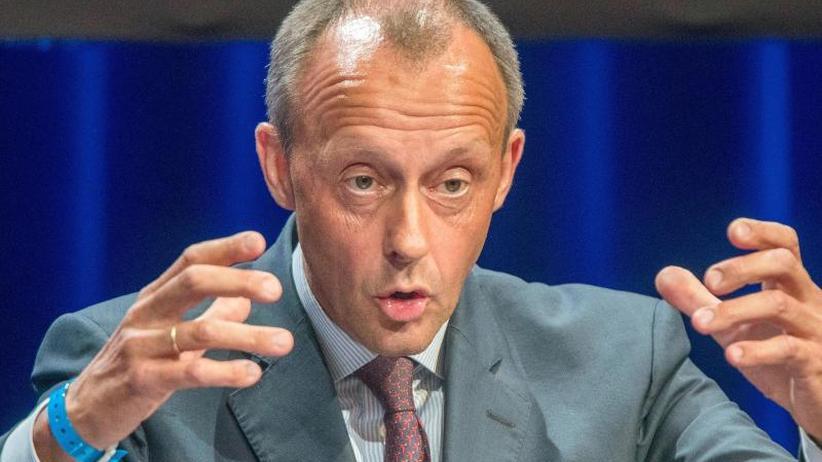 Analyse: Merz will CDU-Chef werden - Durchaus nicht chancenlos