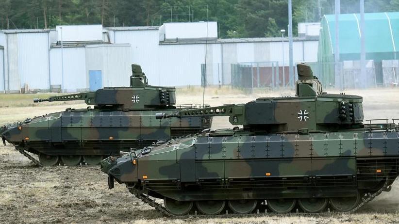 Aktuelle Statistik: Nur gut ein Drittel der nagelneuen Panzer einsatzbereit