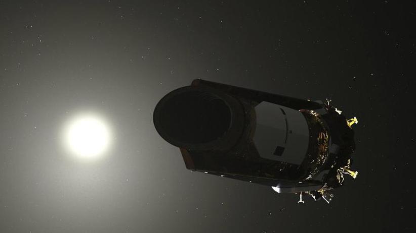 """""""Die Zeit ist gekommen"""": Tank von Weltraumteleskop """"Kepler"""" ist leer"""