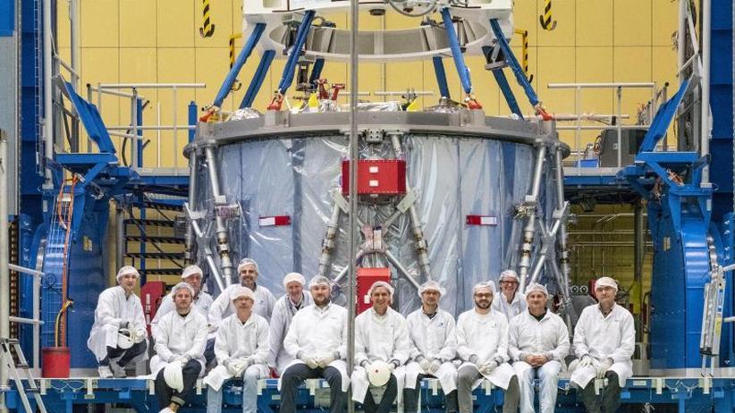 Herzstück stammt aus Bremen: Antriebsmodul für Mondflug reist in die USA