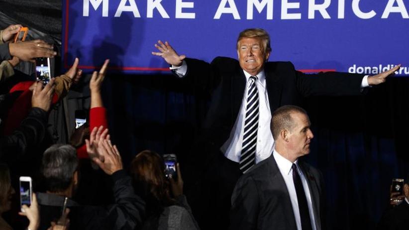 Trump schlägt neue Töne an: China und USA nähern sich im Handelsstreit an
