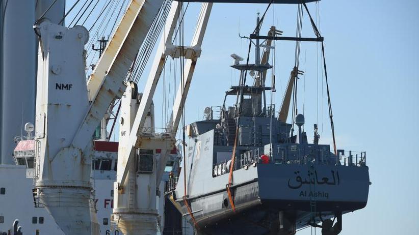 Wolgaster Lürssen-Werft: Exportstopp für Saudi-Arabien: Hunderte Jobs gefährdet