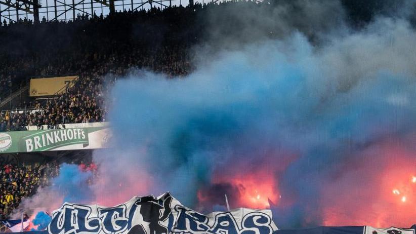 Besonderes Duell: Hertha-Fans gegen Reizgegner RB Leipzig unter Beobachtung