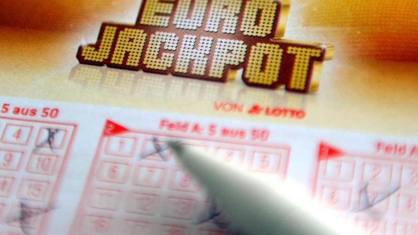 Lotto: Im Eurojackpot liegen 90 Millionen Euro