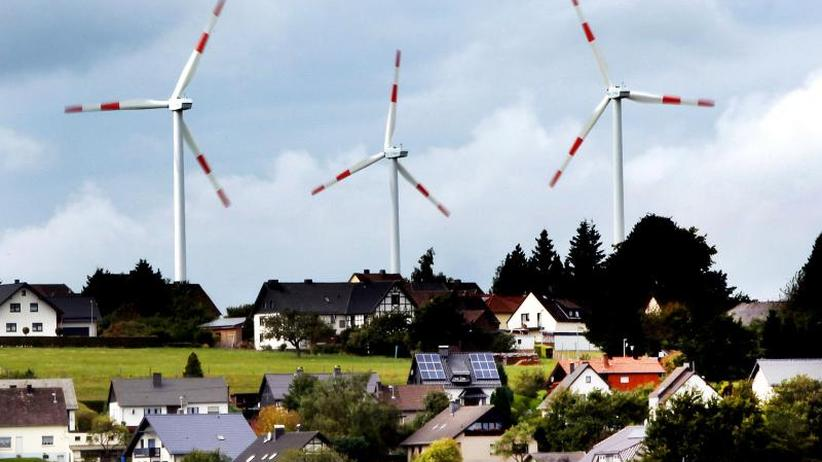 Viel Wind, viel Sonne: Ökostrom-Anteil klettert auf 38 Prozent