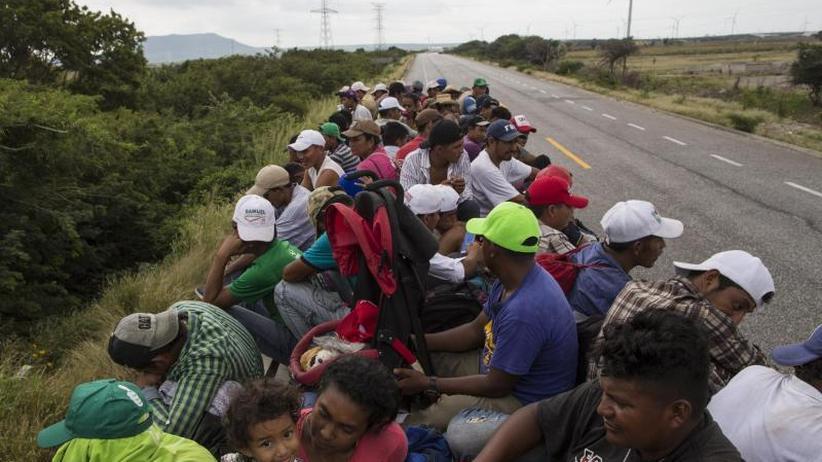 Recht auf Asyl erschweren: Trump droht mit Gewalt gegenüber illegalen Migranten