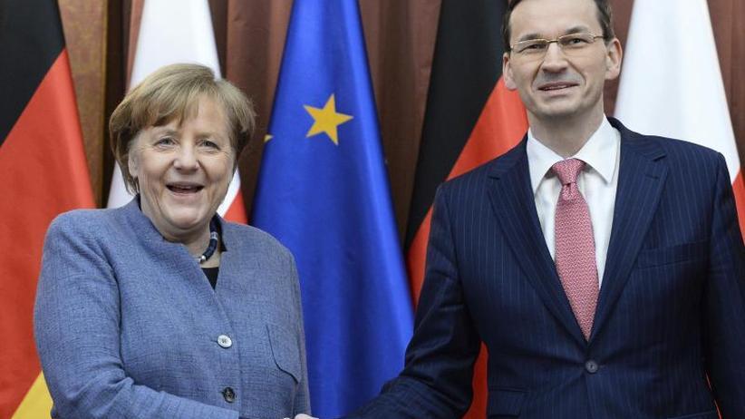 Regierungsberatungen in Polen: Unionsexperten lehnt Reparationszahlungen an Warschau ab