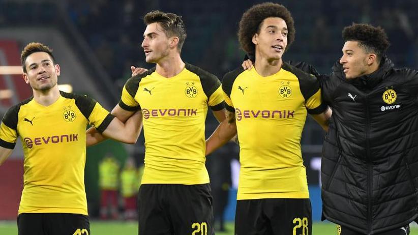 Bundesliga: BVB jubelt, FCBayern patzt: Vorfreude auf Spitzenspiel