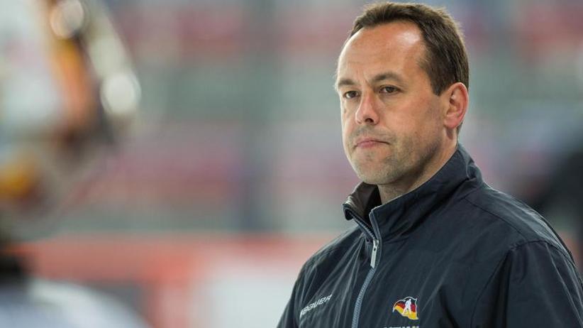 Personalentscheidung: Eishockey-Bund verliert Bundestrainer Marco Sturm