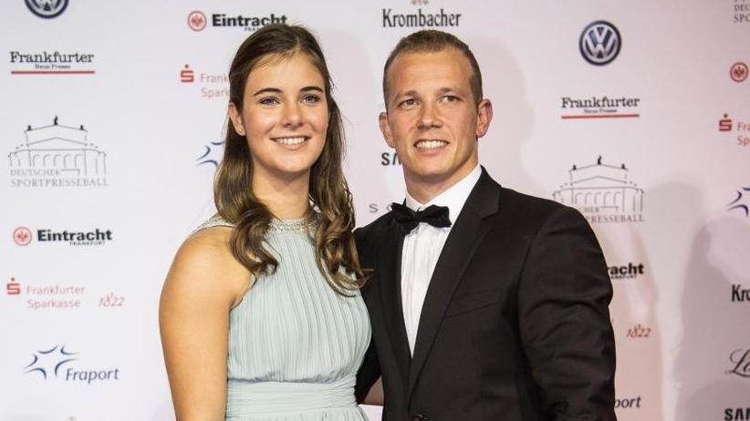 SportpresseBall: Fabian Hambüchen zeigt sich mit neuer Freundin