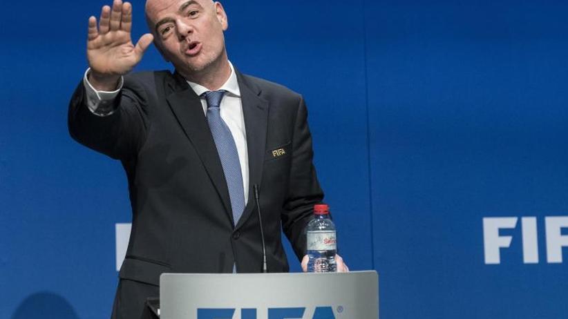 Fußball-Weltverband: Gegenangriff: FIFA attackiert Infantino-Kritiker