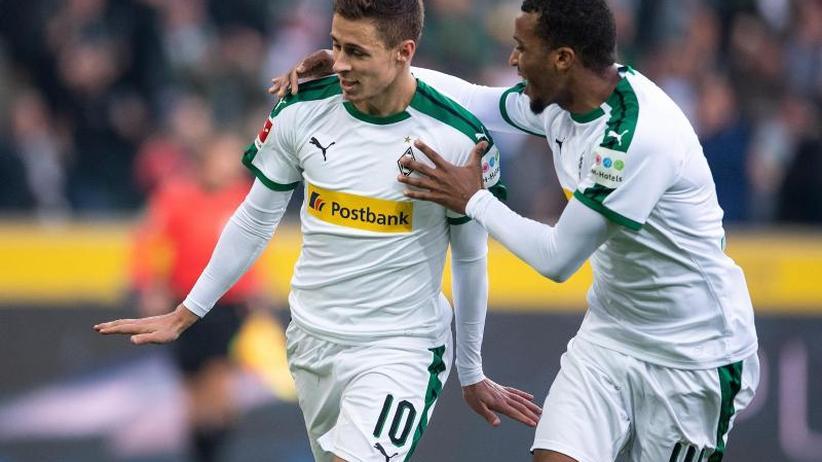 10. Spieltag: Hazard und Hofmann sichern Gladbach-Sieg gegen Düsseldorf
