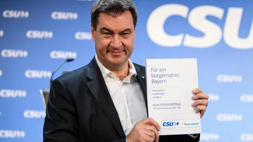Mehr Geld für Familien: Koalition von CSU und Freien Wählern steht