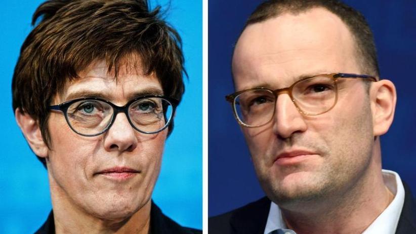 Richtungskampf steht bevor: Marathon zur Merkel-Nachfolge