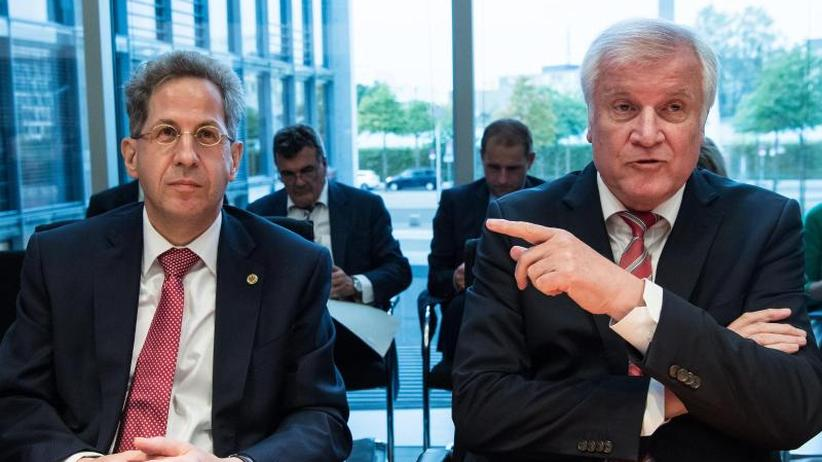 Hans-Georg Maaßen: Umstrittener Geheimdienstchef mit eigenem Kopf
