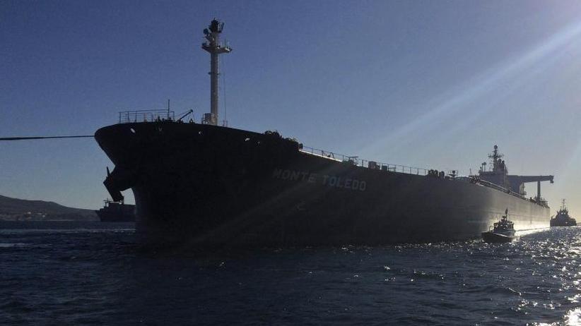 Ölmarkt reagiert gelassen: USA versetzen Irans Wirtschaft maximalen Schlag
