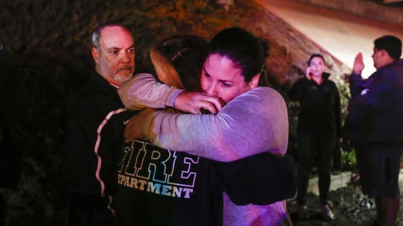 Blutbad bei Tanzparty: 13 Tote nach Schüssen in kalifornischer Bar