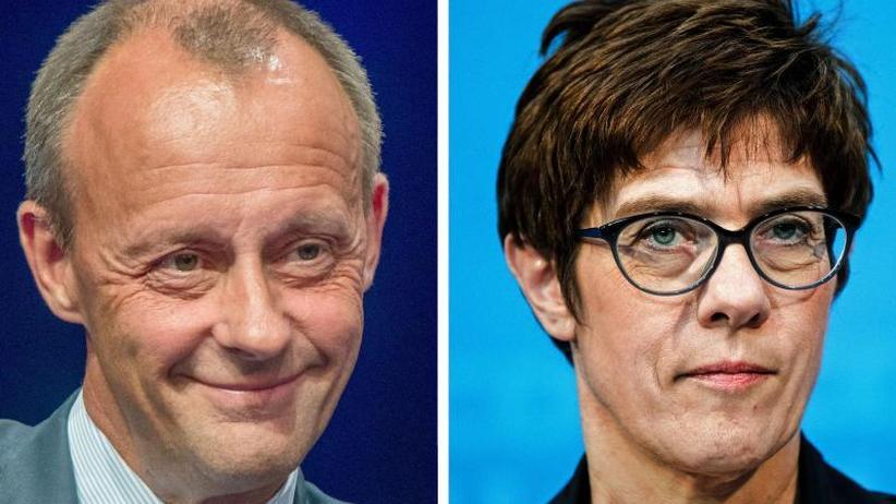 Merkel-Nachfolge: Merz würde als CDU-Chef keine Beschlüsse zurückdrehen