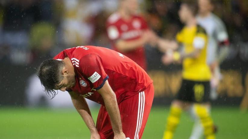 """Spektakuläres Spitzenspiel: Nach 2:3 beim BVB: Ende der Bayern-""""Dauerparty"""""""