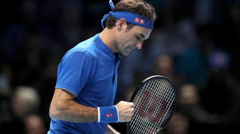 ATP Finals: Federer wieder in der Spur - Klarer Sieg gegen Thiem