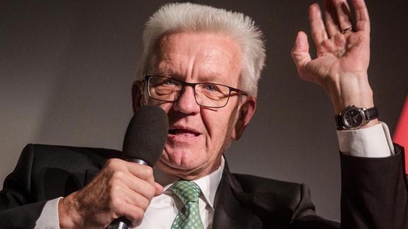 """Bemerkung über Flüchtlinge: """"Männerhorden"""" in die """"Pampa""""? Kretschmann gelobt Besserung"""