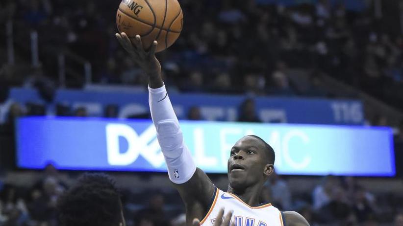 Basketball-Profiliga: NBA:Schröder gewinnt mit Oklahoma gegen Phoenix