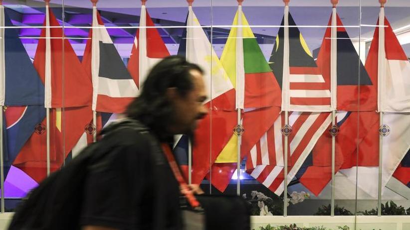 Asean-Gipfel in Singapur: Peking sucht Unterstützung gegen Protektionismus der USA