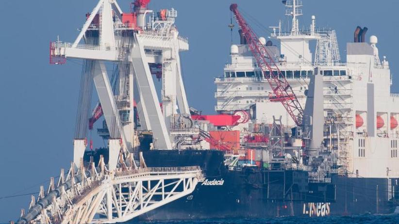Russisches Gas für Europa: US-Regierung droht mit Zwangsmaßnahmen gegen Nord Stream 2