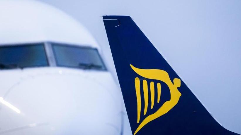 Erhöhung des Grundgehalts: Verdi: Weg frei für ersten Tarifvertrag mit Ryanair