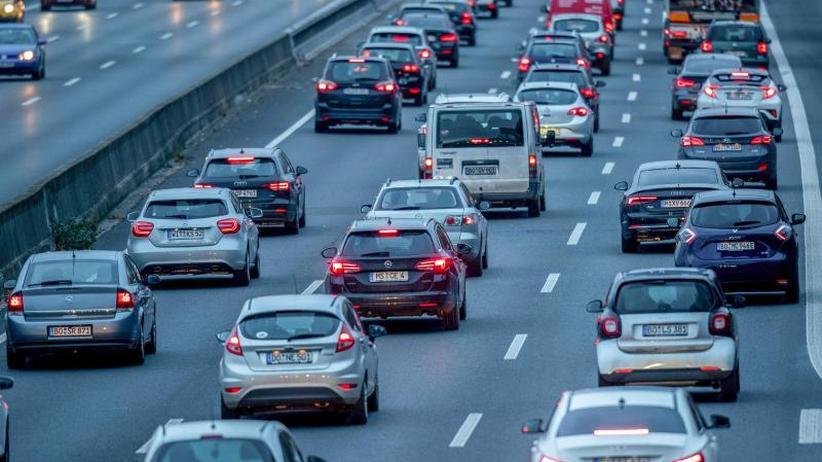Revierschlagader betroffen: Erstmals Fahrverbot auch für Autobahn