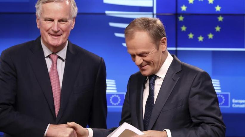 Trotz Zitterpartie für May: EU beruft Brexit-Sondergipfel ein