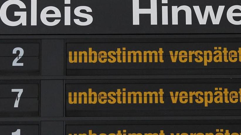 Voller Preis nach zwei Stunden: EU-Parlament für höhere Entschädigungen bei verspäteten Zügen