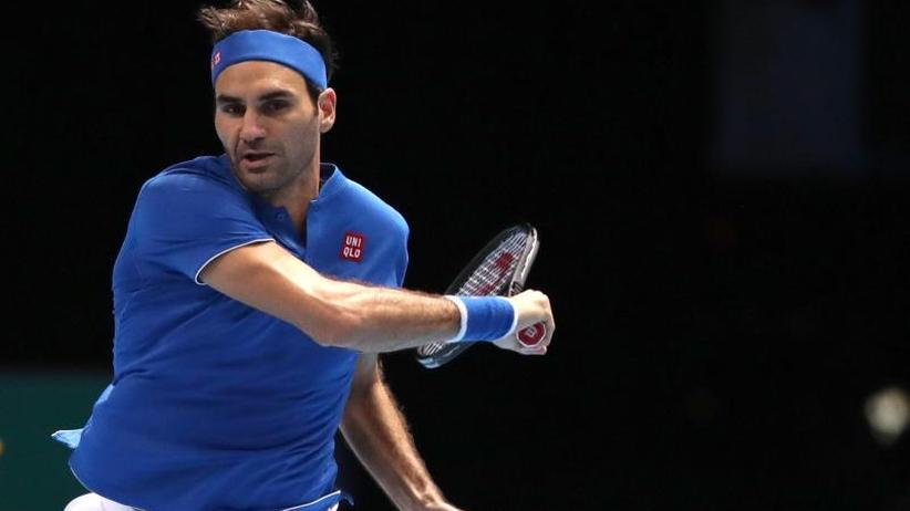 ATP World Tour Finals: Federer folgt Anderson ins Halbfinale der Tennis-WM