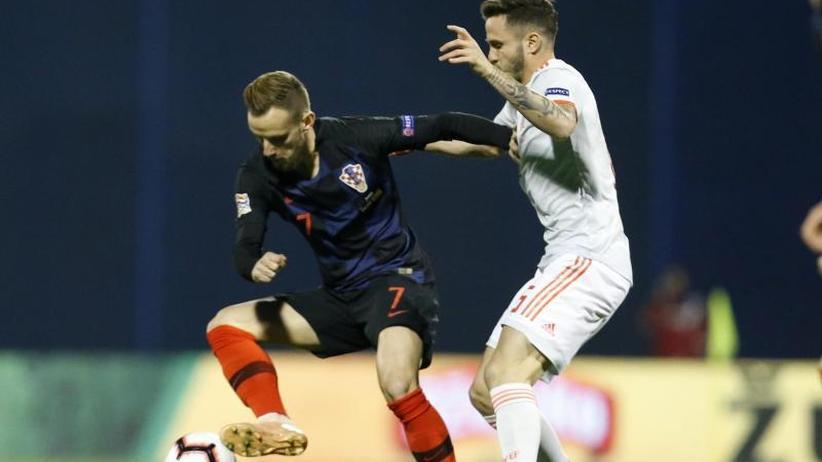 Nations League: Kroatien wahrt Endrundenchance - Belgien gewinnt auch