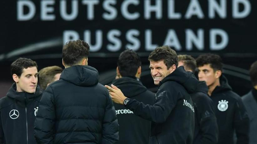 Testspiel gegen Russland: Löw setzt Jugendkurs fort - Ohne Hummels und Müller