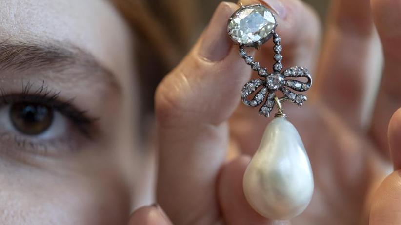 Versteigerung: Rekordpreis für Schmuckstück von Marie-Antoinette