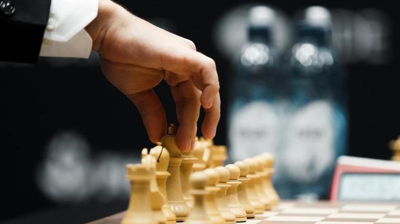 5. Partie in London: Schach-WM: Wieder Remis zwischen Carlsen und Caruana