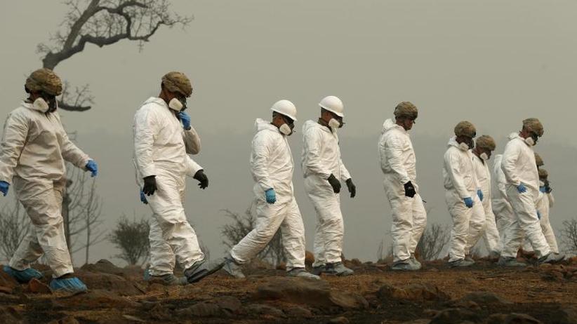 Schwieriger Wiederaufbau: Weitere Tote durch Brände in Kalifornien