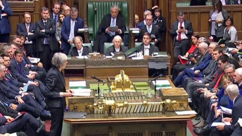 Analyse: Widerstand gegen Brexit-Deal: Game Over für Theresa May?