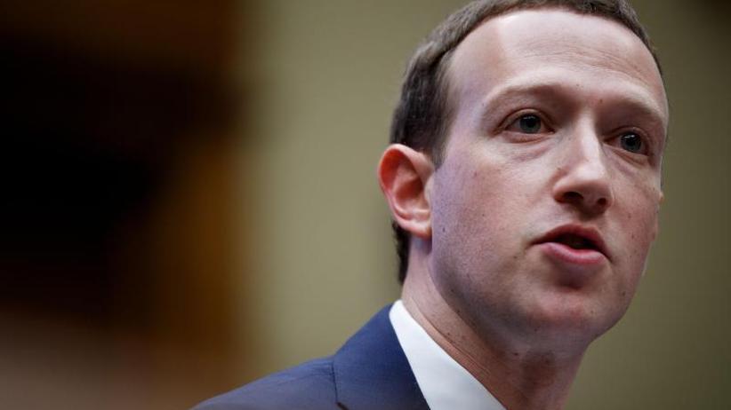 Skandal um PR-Methoden: Facebook-Chef: Wusste nichts von Kampagne gegen Kritiker