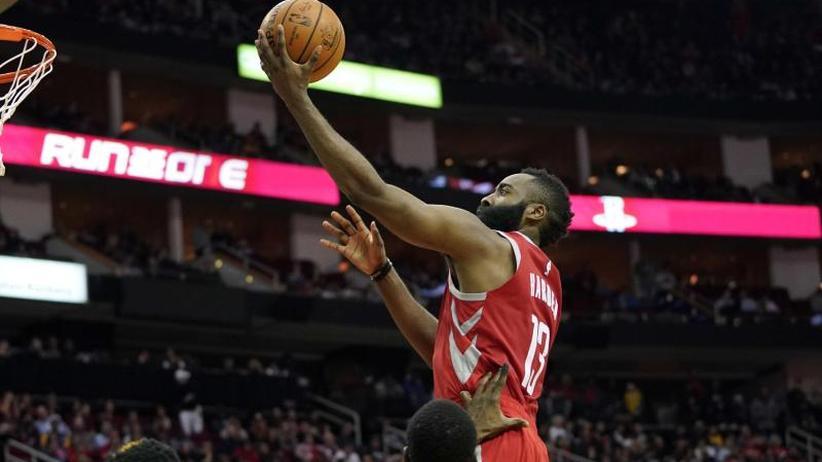 Basketball-Profiliga: NBA: Hartenstein gewinnt mit Houston gegen Golden State