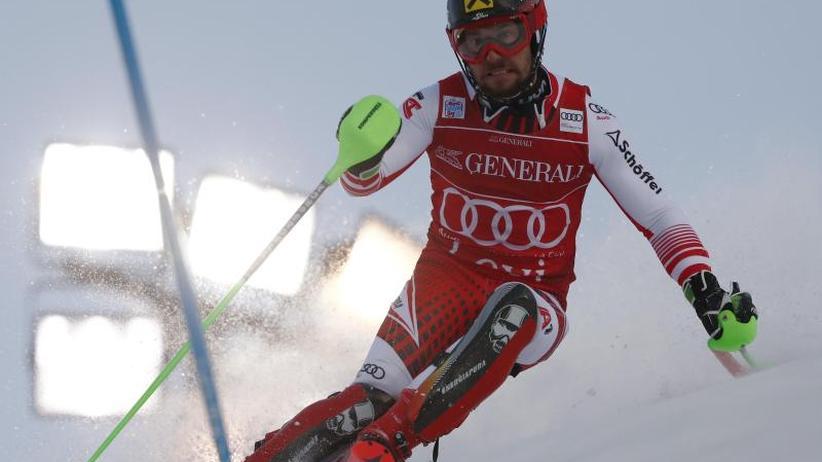 Ski Alpin: Hirscher gewinnt Slalom in Levi - Holzmann 23.